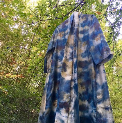 wearing the forest <br> ללבוש את היער